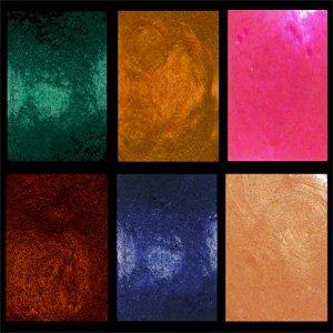Ancient Earth, Primary Elements Arte-Pigments, 1/2oz Jar 6pc Set Save 10% off retail