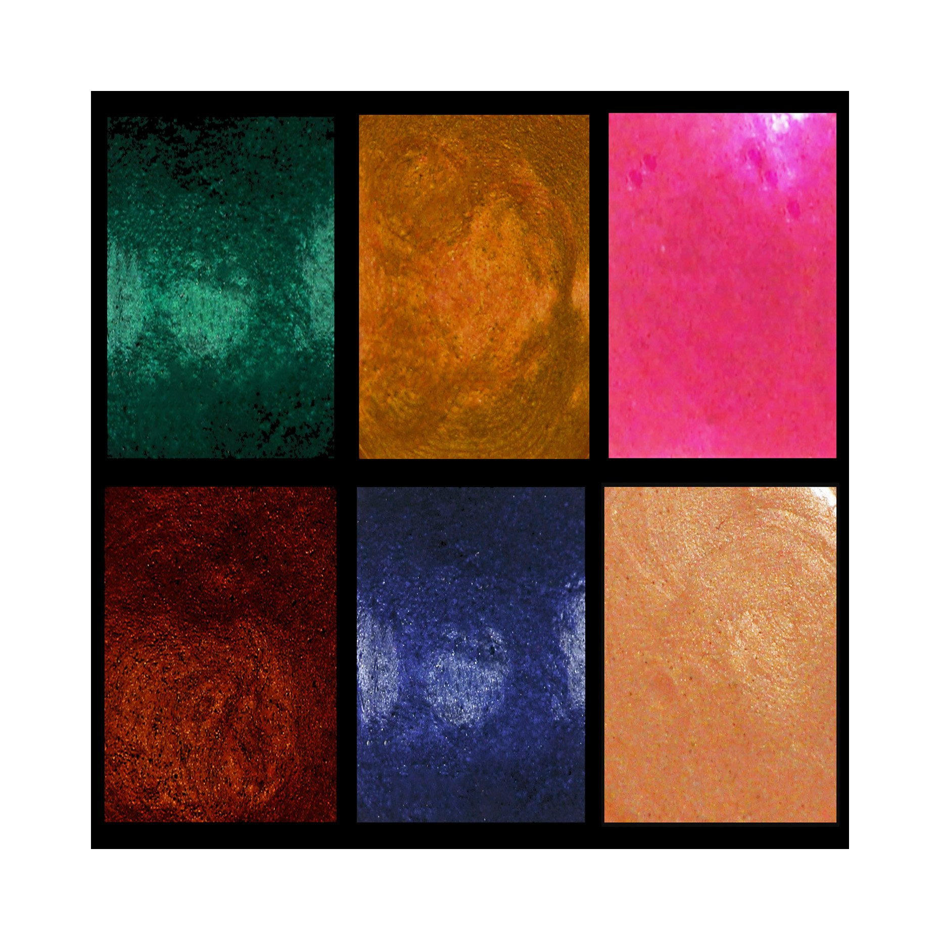 Ancient Earth, Primary Elements Arte-Pigments, 30ml Jars 6pc Set Save 10% off retail