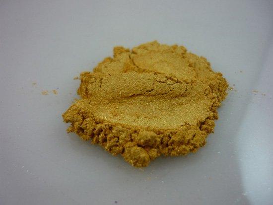 Emperors Gold Bling It Satin Mica Minerals 30ml jar