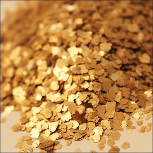 Fools Gold Medium Natural Mica Minerals 28 gram Pouch $11.99