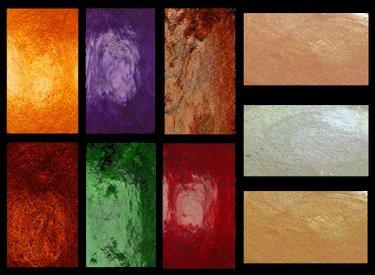 .Wild Ginger-Twinkling H20's - 9pc Full Pan Watercolor Set