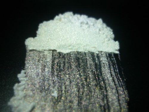 ". I COPPER ""Interference"" Bling IT Satin Mica Minerals 30ml jar"