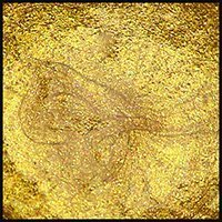 Golden Nugget, 15ml Jar, Primary Elements Arte-Pigment