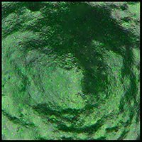 Rain Forest, 30ml Jar, Primary Elements Arte-Pigment