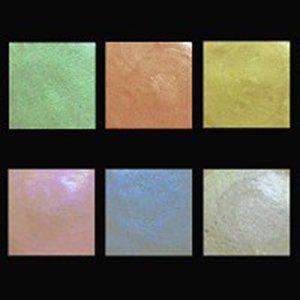Iridescent Pearls, Set of 6 Twinkling H20s, 5ml Jars